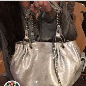 Juicy Couture Silver Handbag